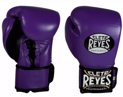 Cleto Reyes Universal Training Gloves - Purple